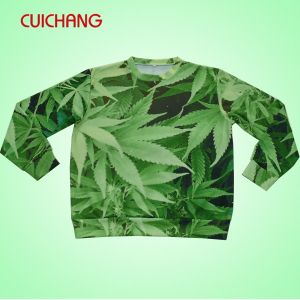 Fashion Sublimation Printing Polyester Sweater