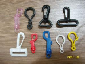 Plastic Keychain & Snap Hook (QG-0123)