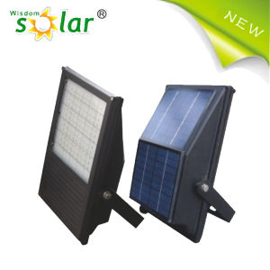 High Efficiency Solar Flood Light; Solar Light