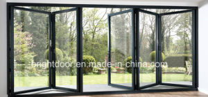 Folding Sliding Door, Aluminium Door pictures & photos