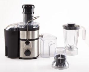 Geuwa Mutifunctional Stainless Steel Food Processor pictures & photos