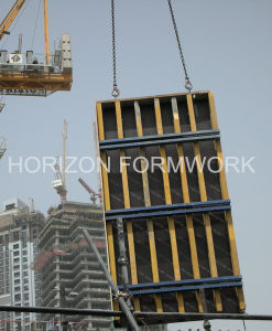 H20 Wooden Beam Wall Form and Column Formwork