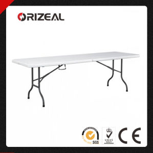 Orizeal 2014 Hot Sale 8ft Heavy Duty Folding Picnic Table (Oz-T2058) pictures & photos