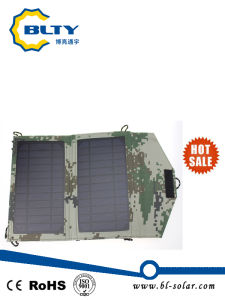 Foldable Solar Panel Charger for Smartphones for Car Battery pictures & photos
