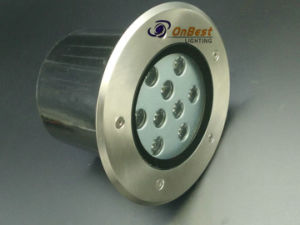 Outdoor LED Light 9W LED Underground Light in IP67 pictures & photos