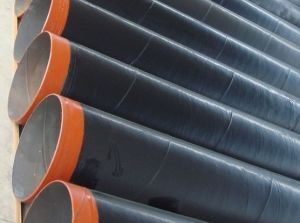 3PE Spiral Steel Pipes
