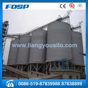 SGS Good Stability Corrugated Wheat Silos pictures & photos