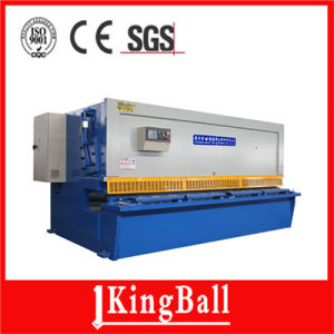 China Kingball Shear Machine (QC12Y-12X3200) with Nc Controller European Standard pictures & photos