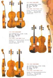 Violin Middle Grade (VL-M600, M500, M400)
