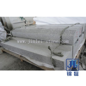 Polished G603 Light Grey Granite Kerbstone / Road Kerb pictures & photos
