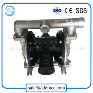 Submersible Slurry and Sludge Stainless Steel Water Treatment Diaphragm Pump pictures & photos
