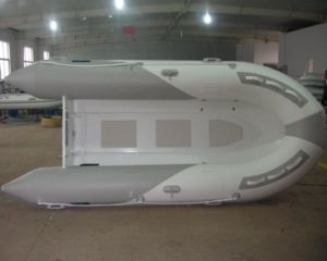 Inflatable Aluminum Rib Boat (3.1m) pictures & photos