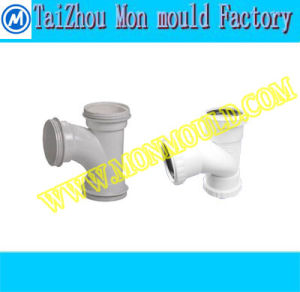 Pipe Fitting Big Curve Drainage Tee Mould pictures & photos