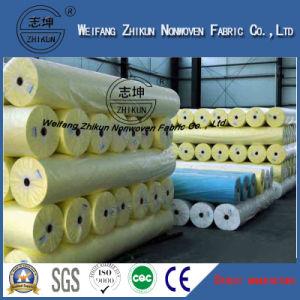 100% Pet Spun-Bond Non Woven Fabric Used for Shopping Bag pictures & photos