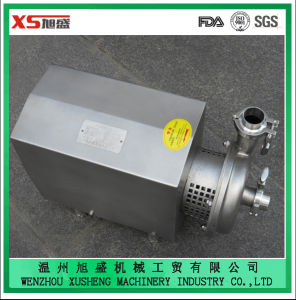 30t 24m 5.5kw Food Grade Square Cover Milk Centrifugal Pump pictures & photos