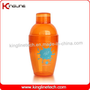 300ml plastic cocktail shaker(KL-3030) pictures & photos