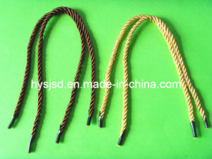 2014 Hot Sale Nylon Twisted Handle Bag Rope pictures & photos