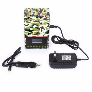 Portable Jammer LCD Display Block Cell Phone Signal 2g/3G/4G pictures & photos