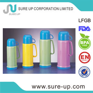 Good Quality Children′s Vacuum Flask with Cup (FGUG) pictures & photos