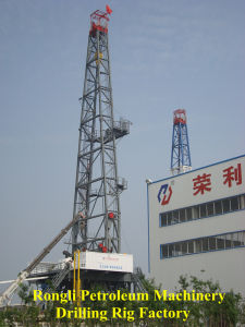 4000m 1000HP Oil Drilling Equipment Drilling Rig and Parts
