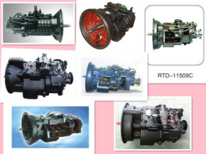 Sinotruk HOWO Dongfeng Foton Truck Spare Parts Gearbox Assembly (12js240t) pictures & photos