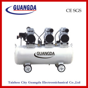 CE SGS 90L 850wx2 Oil Free Air Compressor (GDG90) pictures & photos
