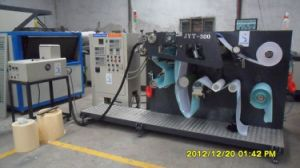 CE Approved Jiayuan Label Coating and Lamianting Machine (JYT-320) pictures & photos