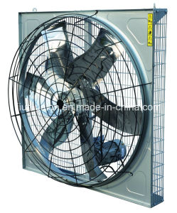 Qoma/Hs Exhaust Fan for Husbandry Buildings, Workshops.