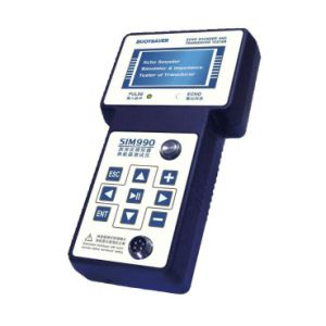 Echo Sounder & Transducer Tester and Simulator with Most Advanced Version