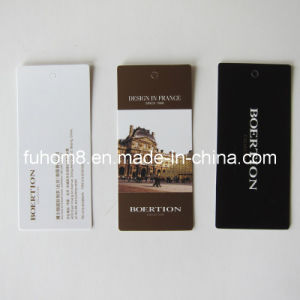 Custom Paper Swing Tickets (FH-HT-152) pictures & photos