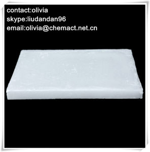 Fully Refined Paraffin Wax 64-66 Deg. C pictures & photos