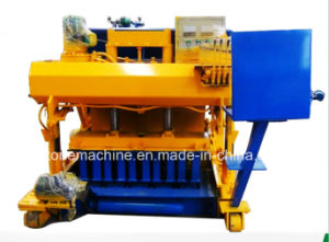 New Qtm10-25 High Output Concrete Block Laying Machine pictures & photos