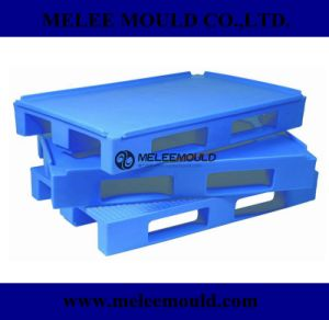 High Quality Rackable Plastic Pallet Mould pictures & photos