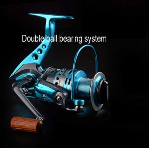 10+2bb New design Alu Body Spinning Fishing Reel pictures & photos