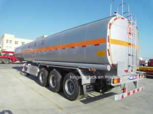 Sinotruk Brand Trailer with Oil Tank Truck pictures & photos