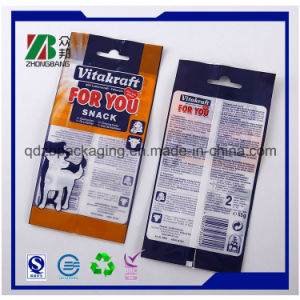 PE Ziplock Bag with White Write Printing pictures & photos