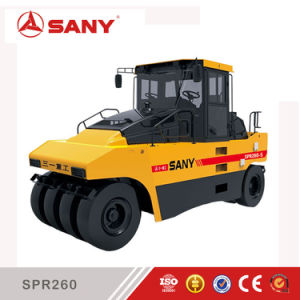 Sany SSR260c-6 Self-Propelled Vibratory Road Roller 20 Ton Weight of Road Roller pictures & photos