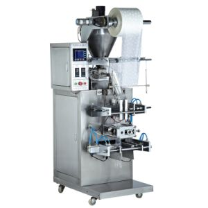 Automatic Form Fill Seal Fruit Sauce Packing Machine (AH-BLT100) pictures & photos