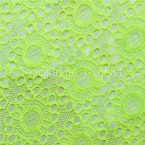 Dress Lace Garment Accessories Lace Fabric (NF1014) pictures & photos
