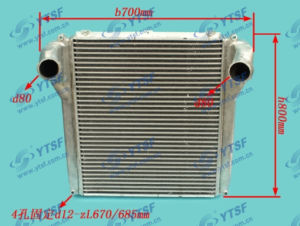 High Quality Faw Intercooler pictures & photos