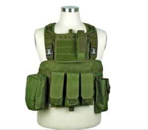 Versatile Assault Military Plate Carrier Tactical Vest pictures & photos