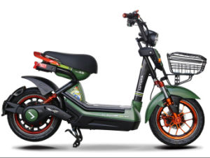600W Strong Power Electric Scooter with Big Loading Capacity pictures & photos