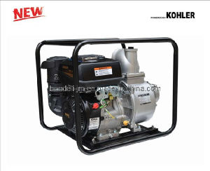 3 Inch Gasoline (Petrol) Kohler Engine Fire Pump Wp30 pictures & photos