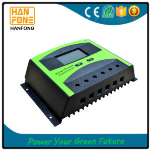 Solar New Energy Product 12V 24V Solar Panel Charge Controller 30A pictures & photos