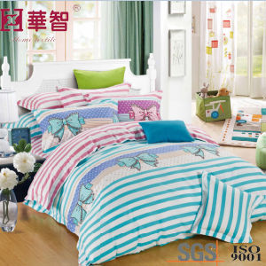 Reactive Printed Cotton Bedding Sets pictures & photos