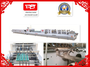 Xcs-1450 Paper Packing Auto Folder Gluer Machine pictures & photos