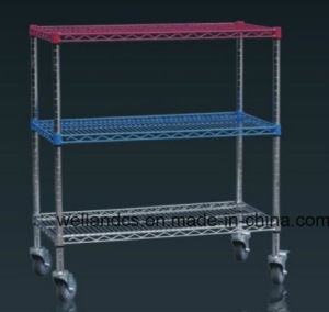 NSF Anti-Static ESD Industrial Rolling Cart pictures & photos