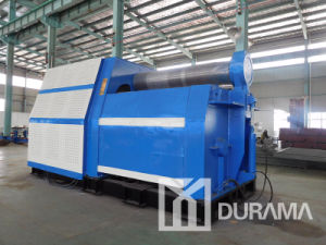 Drw12 Series 4-Rolls Hydraulic Bending Machine / Rolling Machine / Plate Roller / Metal Rolling Machine pictures & photos