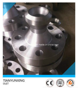 A105 High Pressure Carbon Steel Fittings Forged Flanged Olet pictures & photos