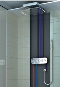 CE Approved 7colors LED Shower Head with Multi-Functions pictures & photos